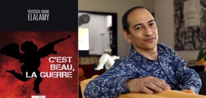 L'écrivain marocain Youssouf Amine Elalamy, lauréat du Prix Orange du Livre Afrique 2020