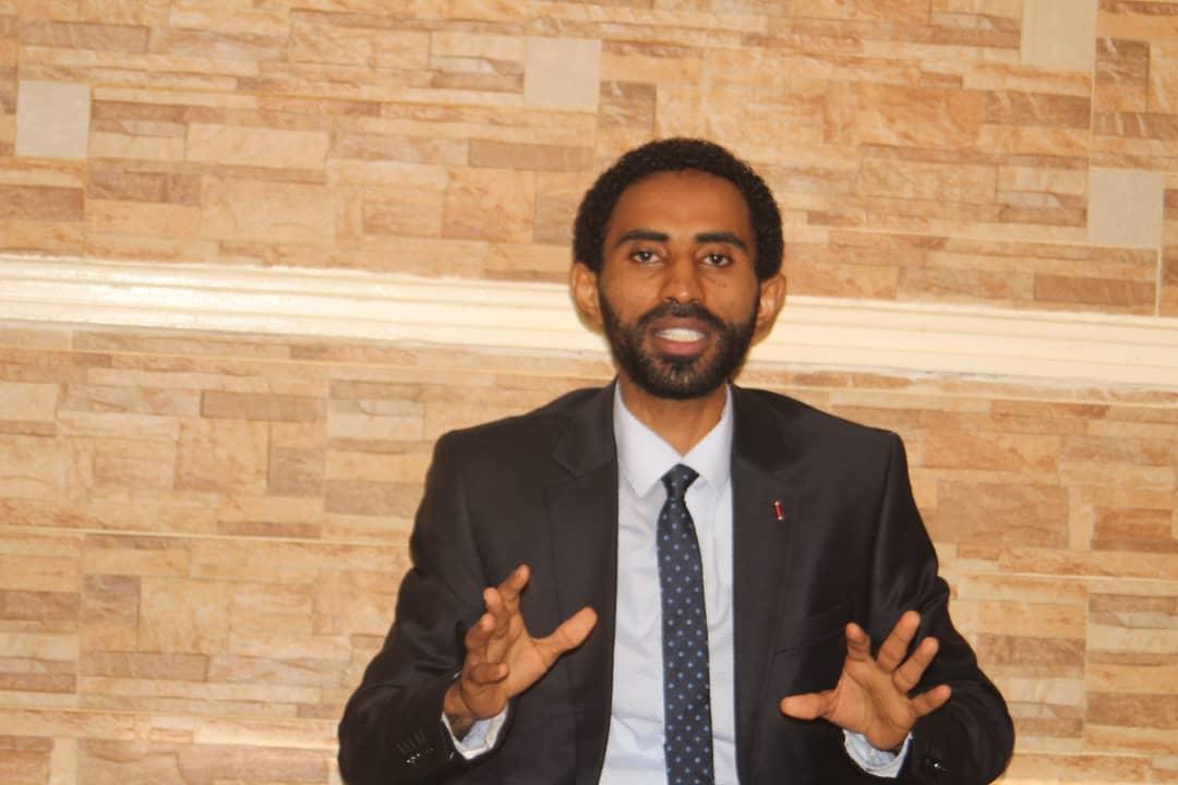 Mahmoud Ali Seid, président de la CASAC : « Je suis relativement choqué, estomaqué voire même stupéfait par le comportement cybernétique de certains compatriotes »