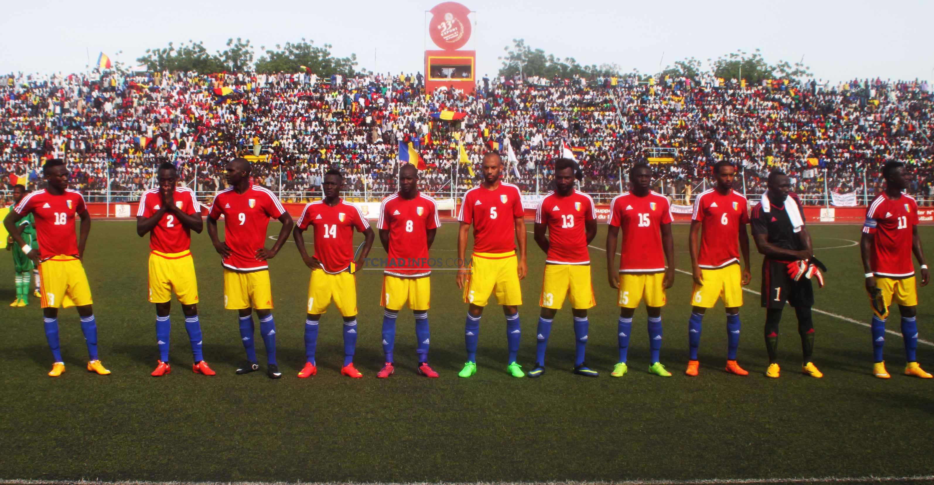 Eliminatoire de la CAN 2022: Les Sao jouent cet après midi à Conakry en Guinée