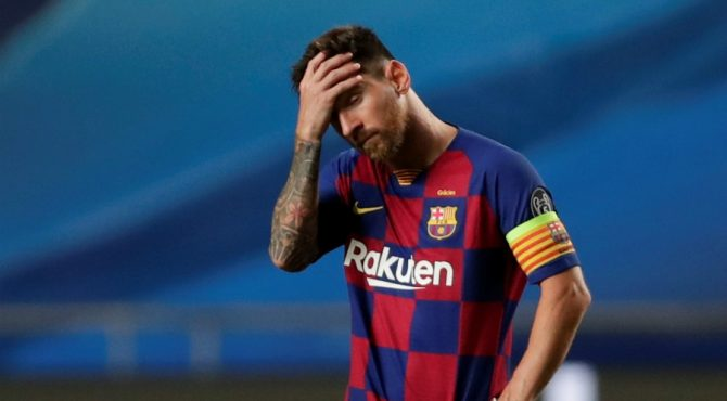 Football: Lionel Messi va-t-il quitter le FC Barcelone ?