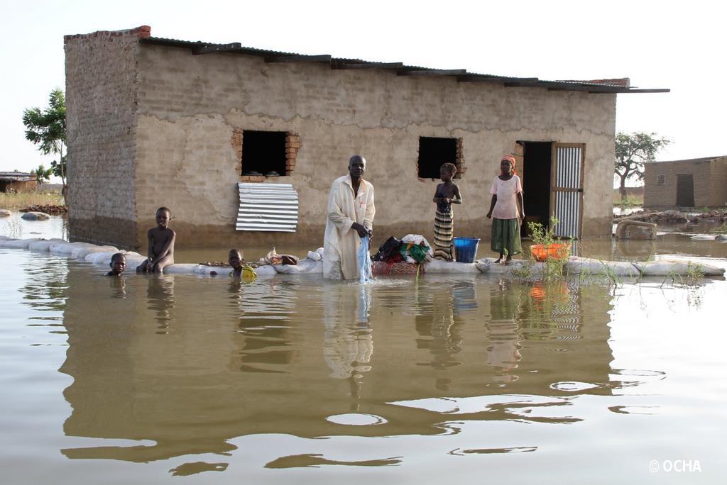 Inondations : 32 181 maisons écroulées, ce qui aurait laissé 160 955 personnes sans-abris