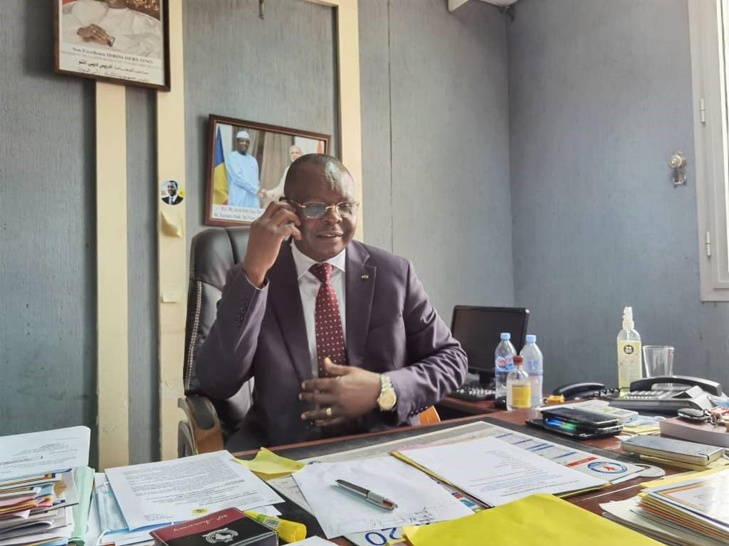 Allamaye Halina, Directeur Général du Protocole à la Présidence de la République: «le titre Excellence est attaché à la Fonction et non pas à la personne»