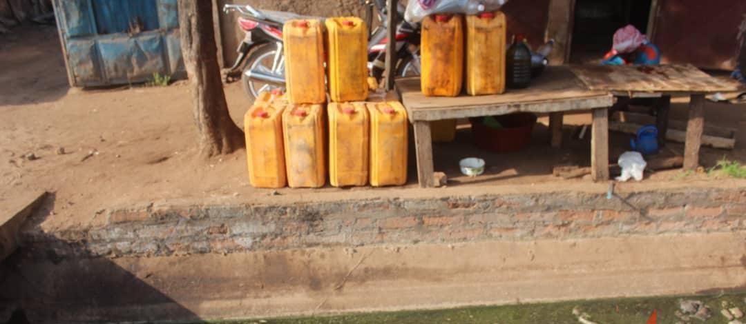 Consommation des produits raffinés: promiscuité autour des unités de production d'huile
