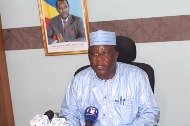 Me Jean-Bernard Padaré appelle les Tchadiens à se faire enrôler