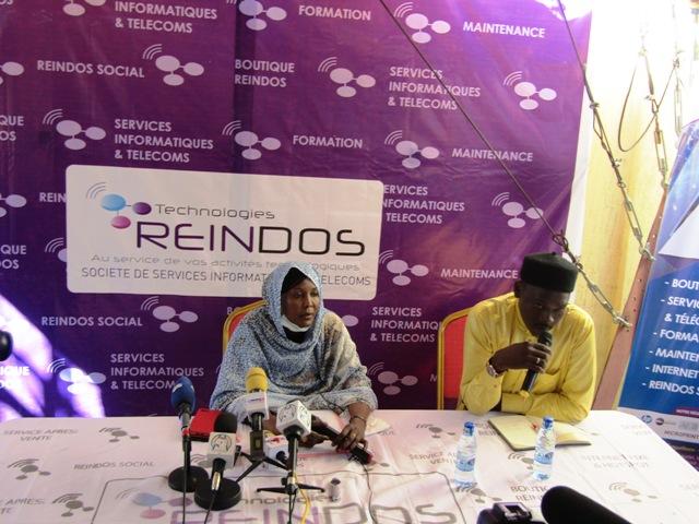 Reindos Technologie a ouvert son espace Tech