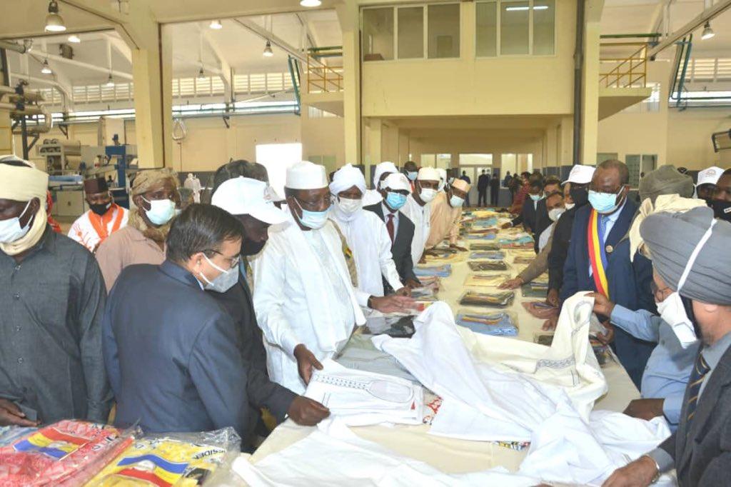 La Nouvelle Société de Textile du Tchad fera-t-elle long feu ?