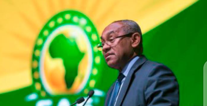 Football : le président de la Confédération africaine Ahmad est suspendu pour cinq ans par la Fifa