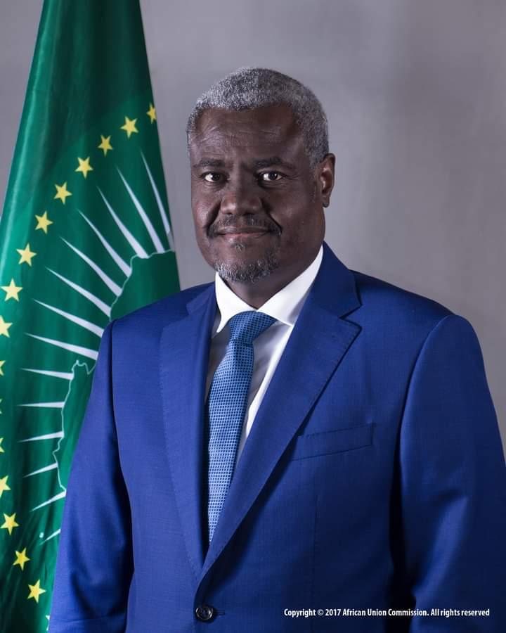 Moussa Faki appelle les acteurs politiques tchadiens à œuvrer pour la paix
