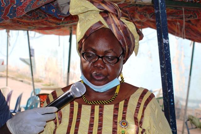 12ème session du comité central UDR/PSD: Mme Achta Selgué Aguidi réinvestie vice-présidente