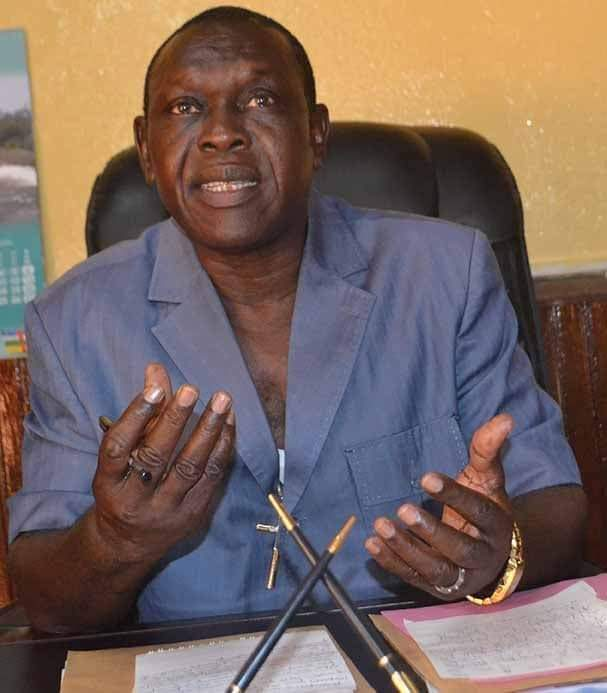 Laoukein Kourayo Médard a-t-il suspendu sa participation à la Présidentielle d'avril prochain ?