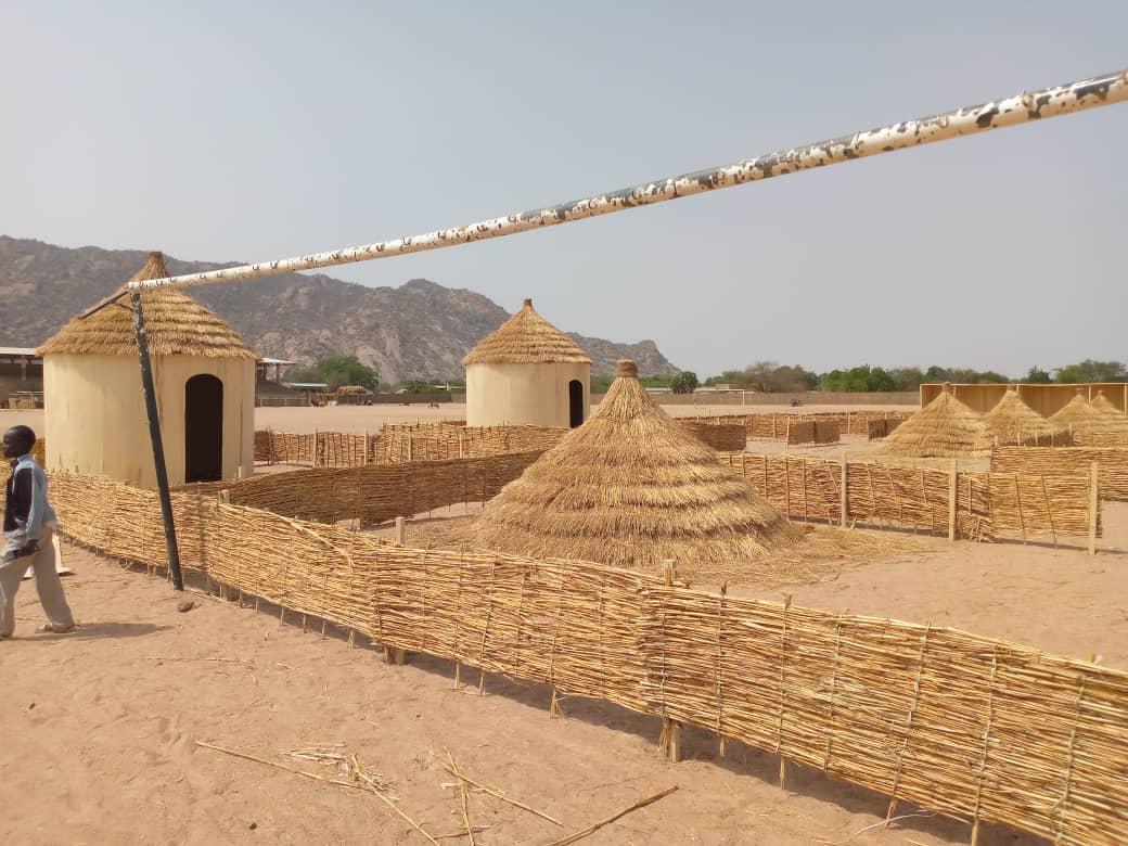 8 Mars 2021: la ville de Mongo s'apprête à accueillir les festivités