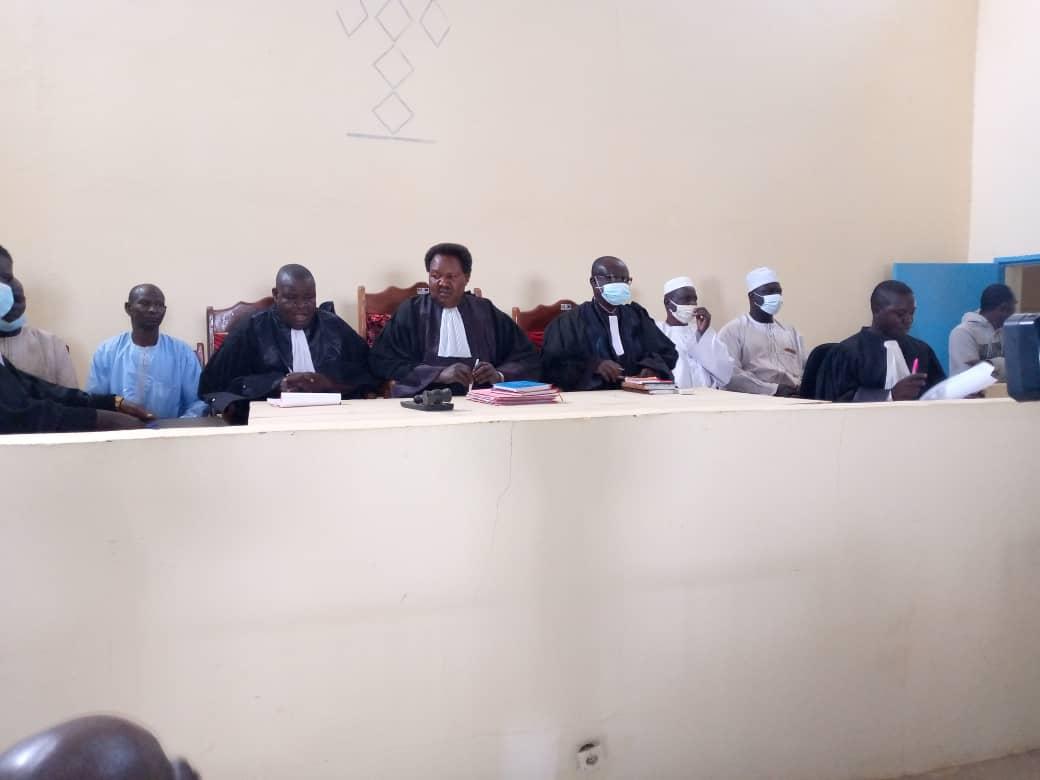 Session criminelle : peines lourdes infligées aux auteurs de crimes graves par la cour d'appel de Mongo