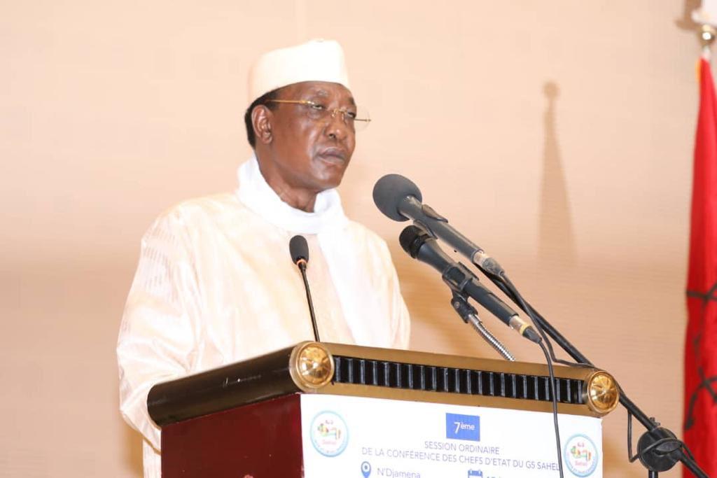 G5 SAHEL: le Maréchal du Tchad prend les commandes