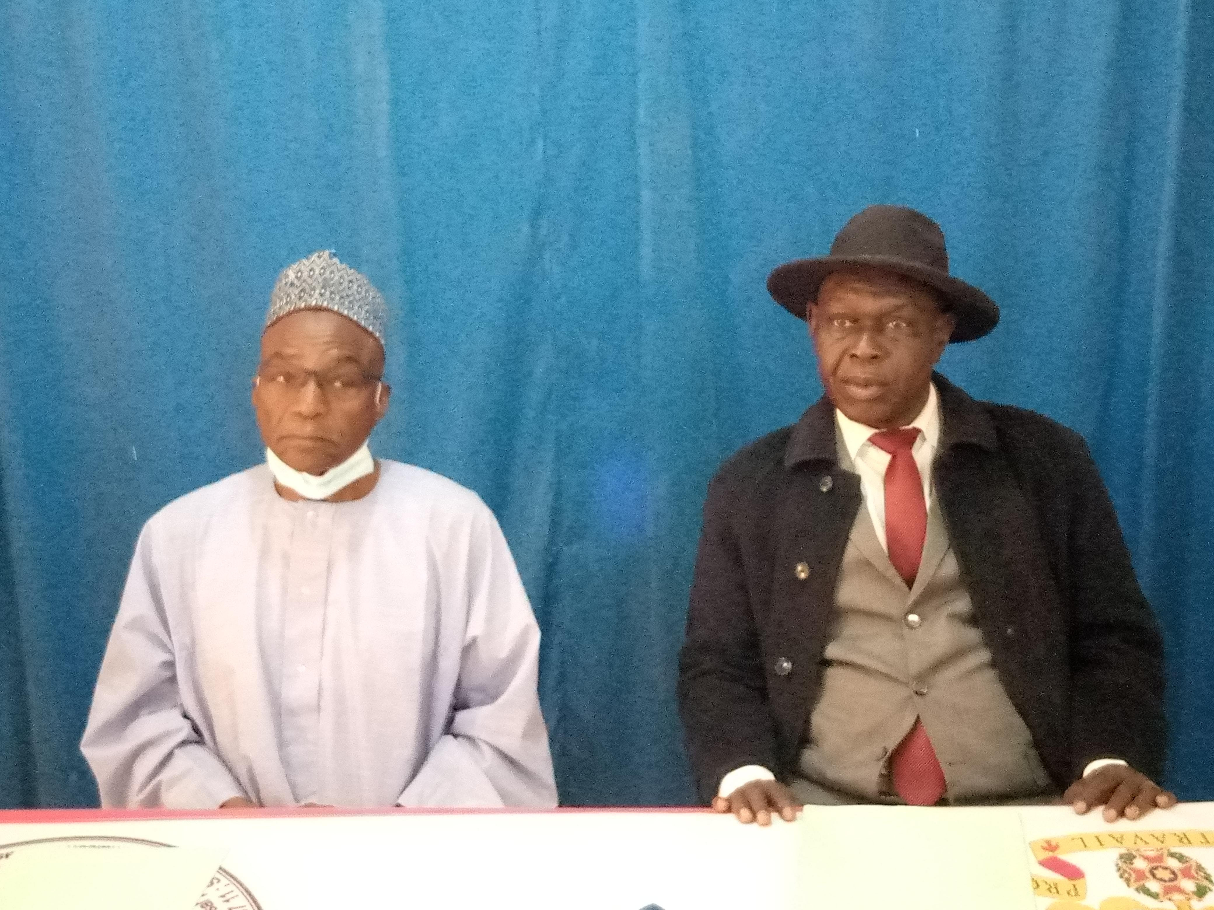 Laoukein Médard et Saleh Kebzabo menacent de se retirer du processus électoral