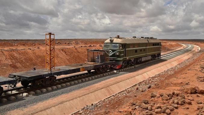 """G5 Sahel : l'étude de faisabilité du projet du chemin de fer """"Transsahélien"""" est terminée"""