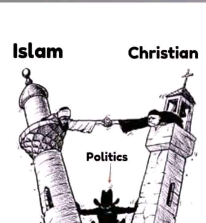 La politique et la religion : deux notions qui divisent les Tchadiens