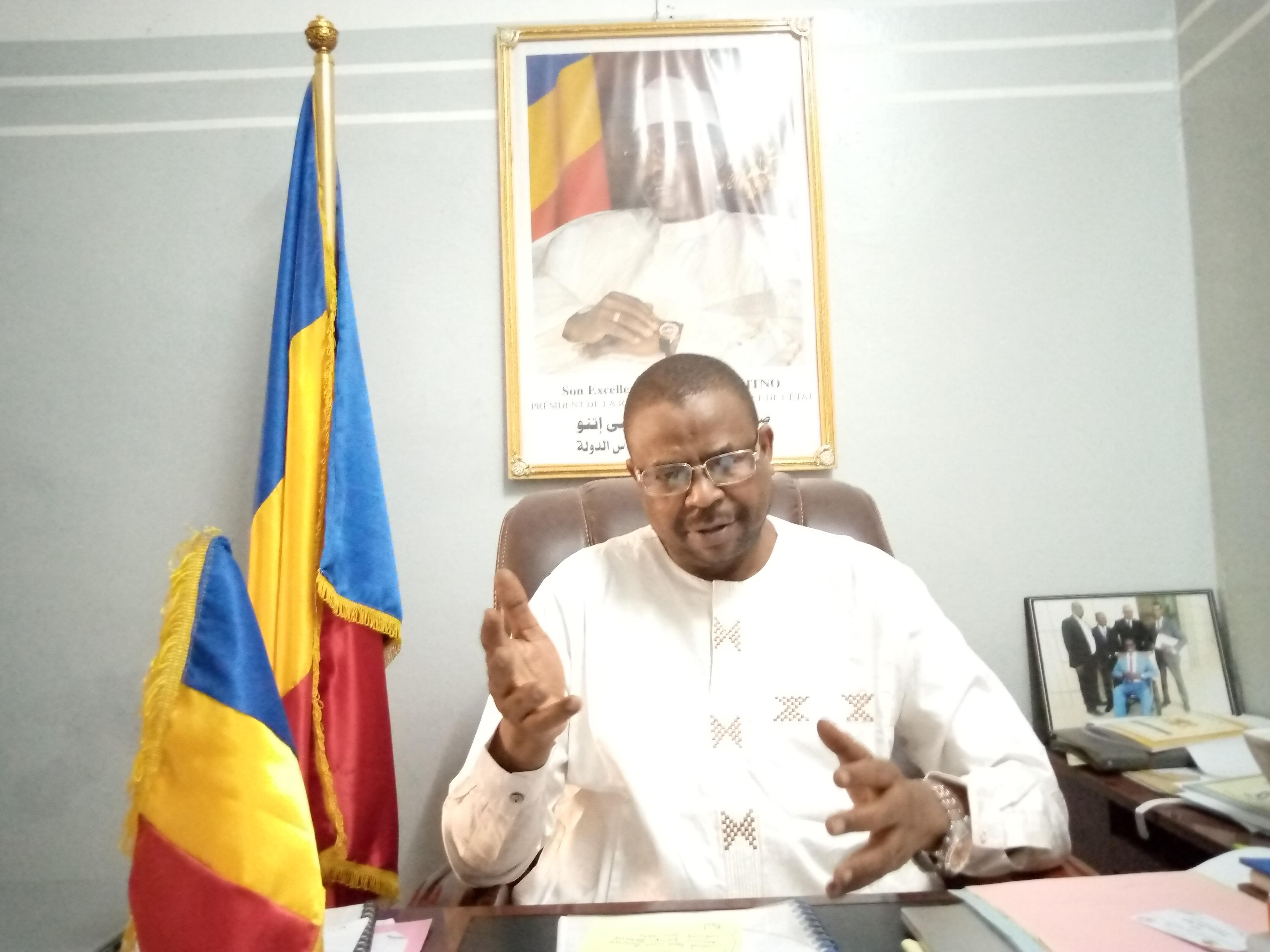 Processus électoral : Djida Oumar Mahamat interpelle les différents acteurs