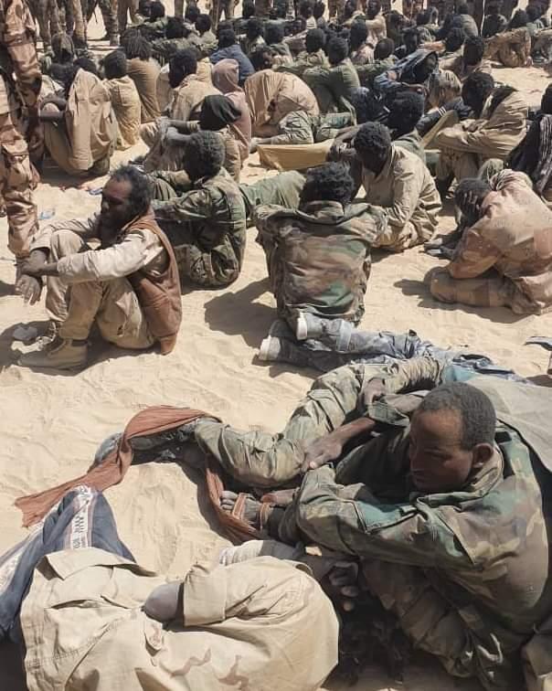 Des rebelles transférés à la prison de Klessoum