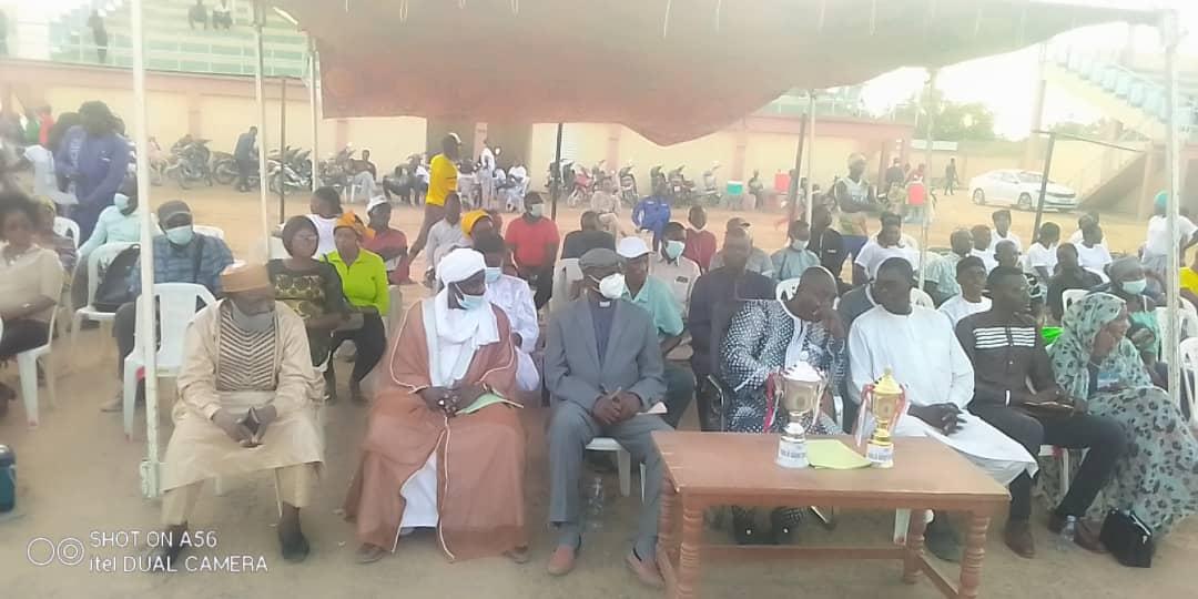 Le  collectif dialogue et paix au Tchad prône le vivre ensemble