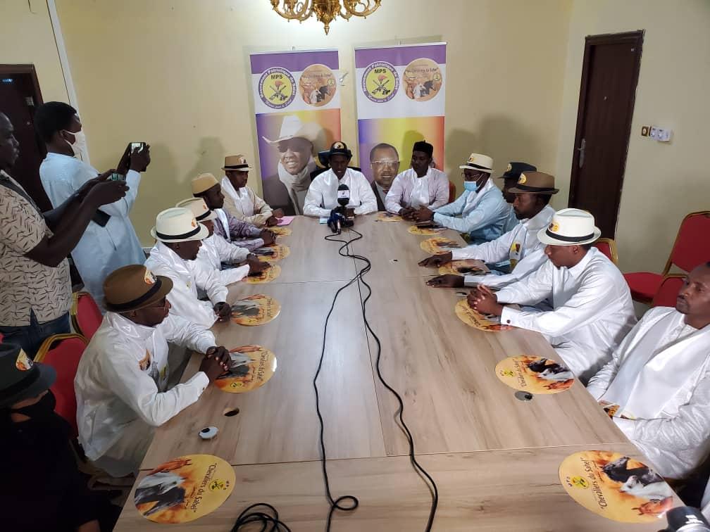 Après le décès du Maréchal du Tchad : Les Chevaliers du Sahel, soutiennent le Conseil Militaire de Transition