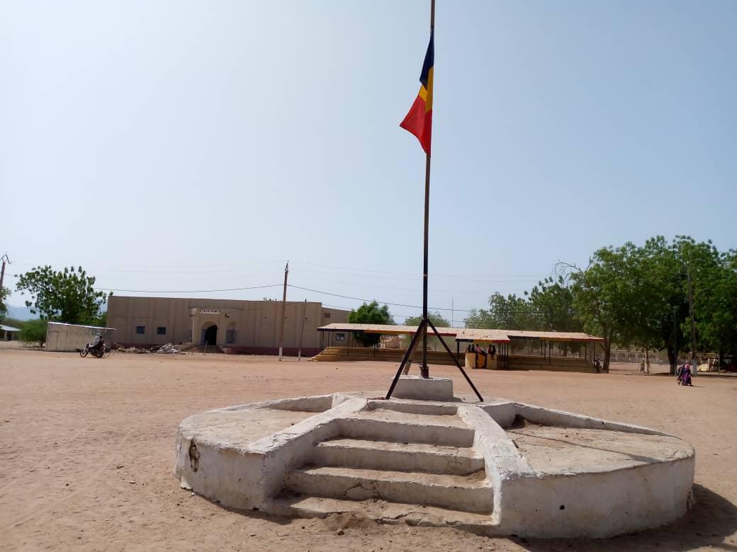 La ville de Mongo sous le choc après la mort du président IDI