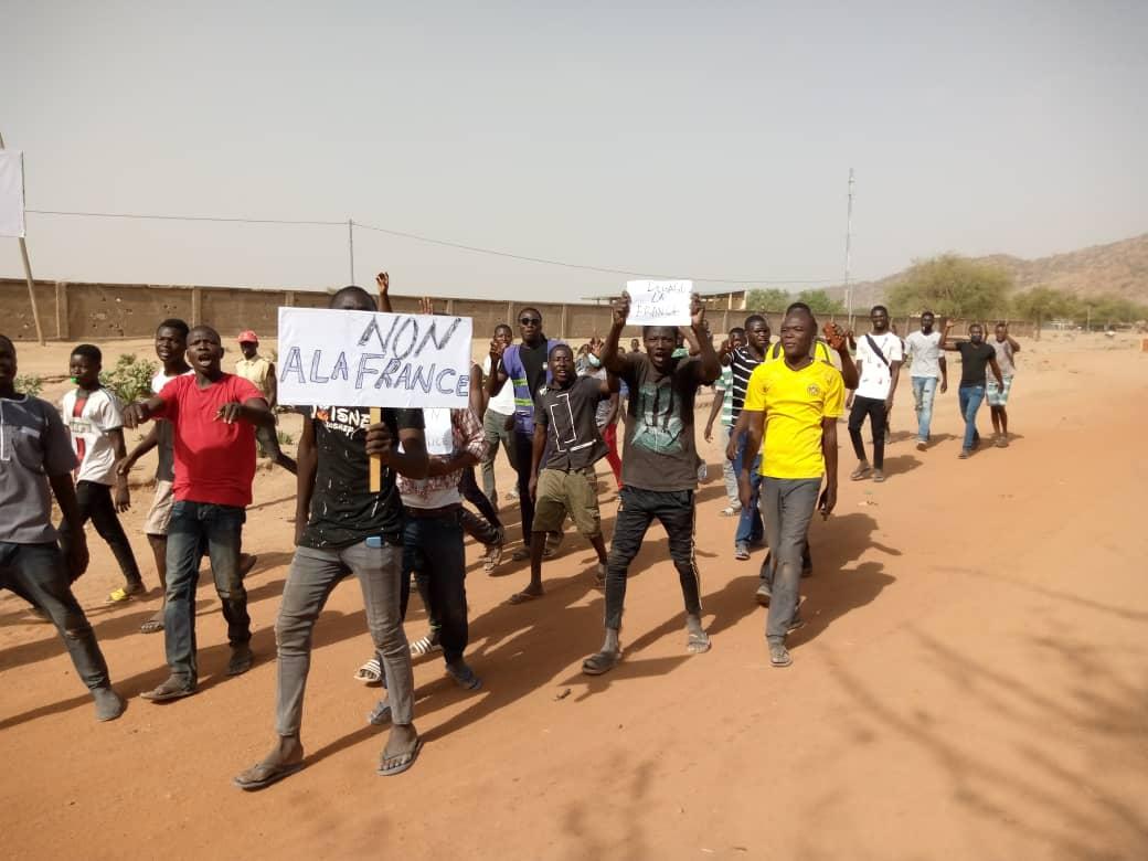 Que faut-il s'attendre de la manifestation du samedi 8 mai au Tchad ?