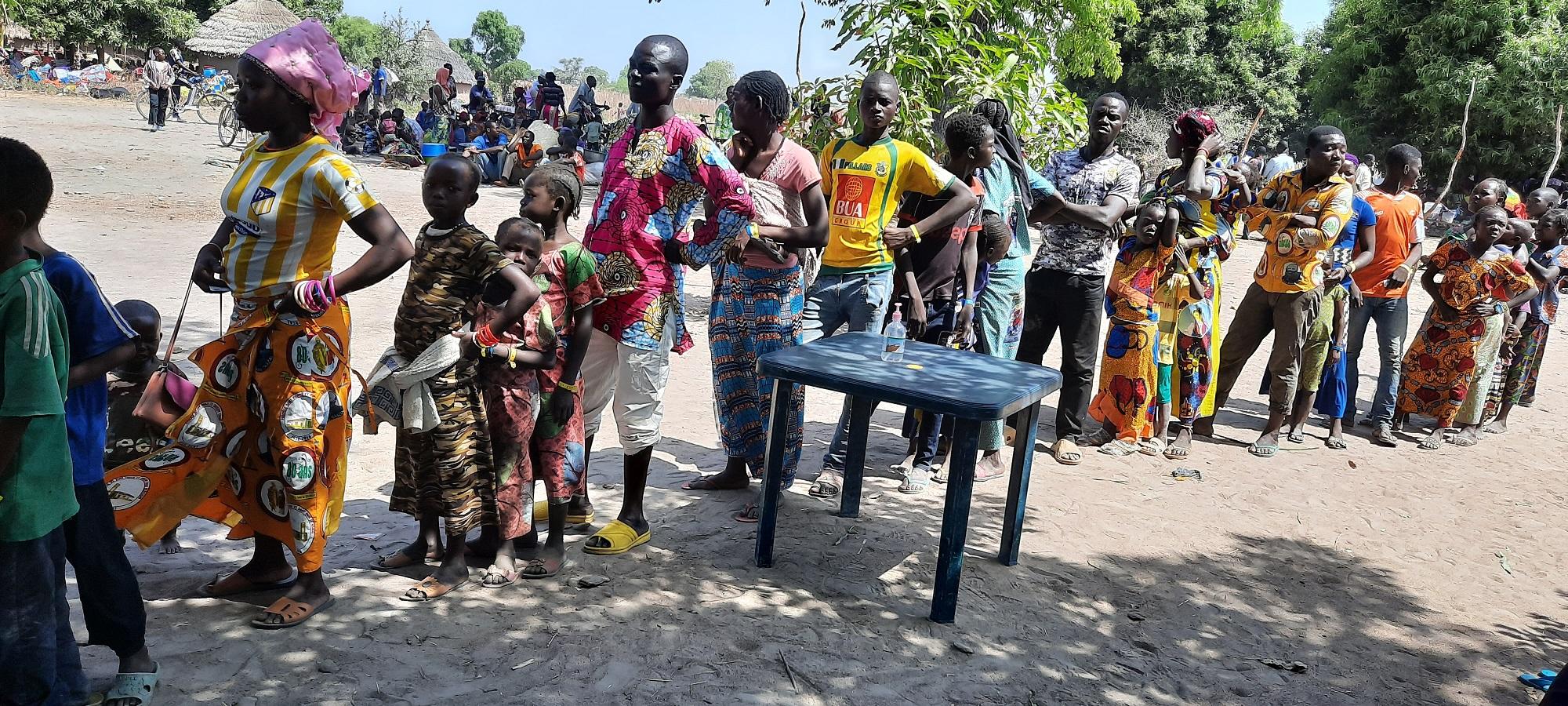 Nouvel afflux de réfugiés centrafricains au Tchad suite aux récents affrontements en RCA