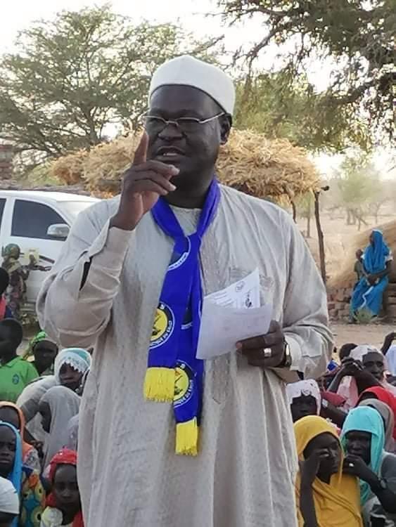 Le Professeur Mackaye Hassane Taïsso a la conquête des électeurs du Guéra pour le MPS