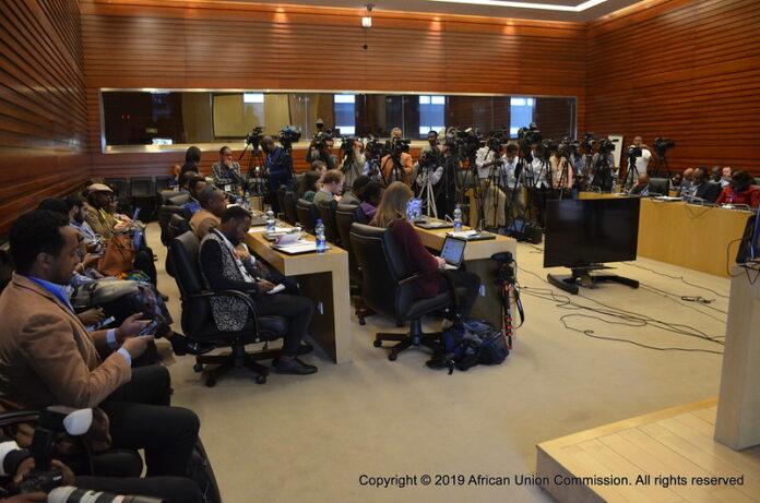 L'Union africaine décide de ne pas sanctionner le Tchad mais d'adopter des mesures fortes contre le pays d'Idriss Déby