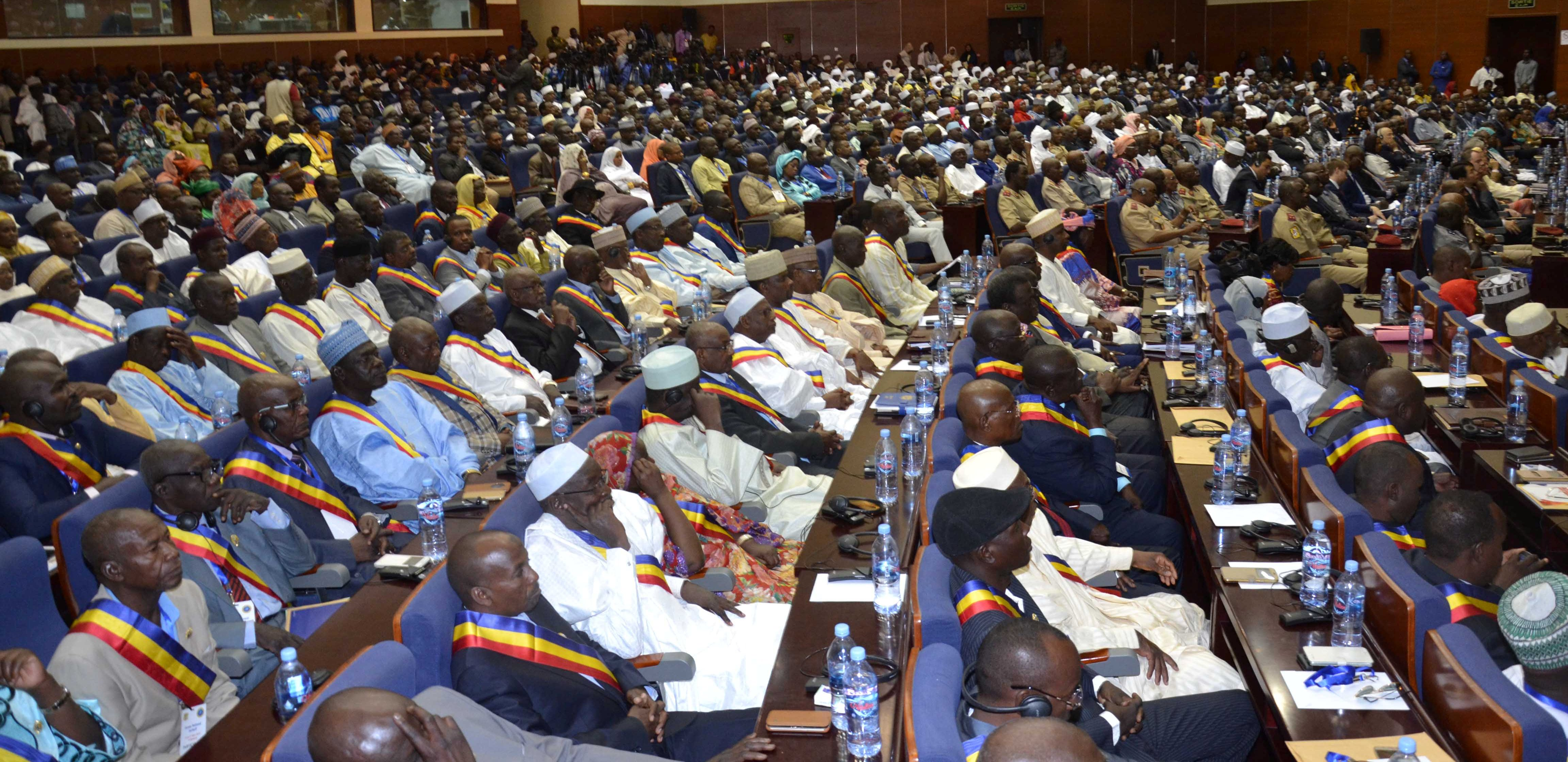 Les acteurs tchadiens discuteront des pistes de solution sur le Tchad ce samedi 22 mai