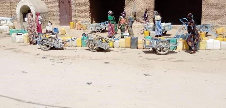 Approvisionnement en eau: la ville d'Abéché tourne en régime sec