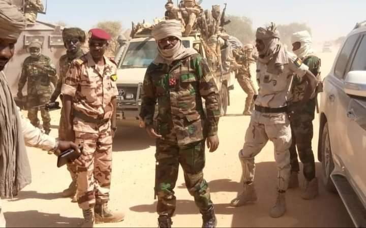 De retour du nord Kanem, le Chef d'État-major des armées informe que la mission a été accomplie
