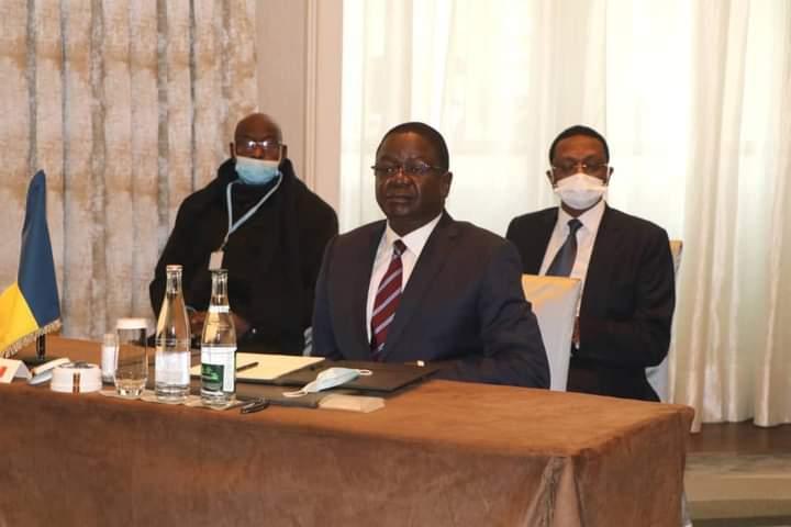 Sommet Afrique économie : Pahimi Padacké Albert est à Paris