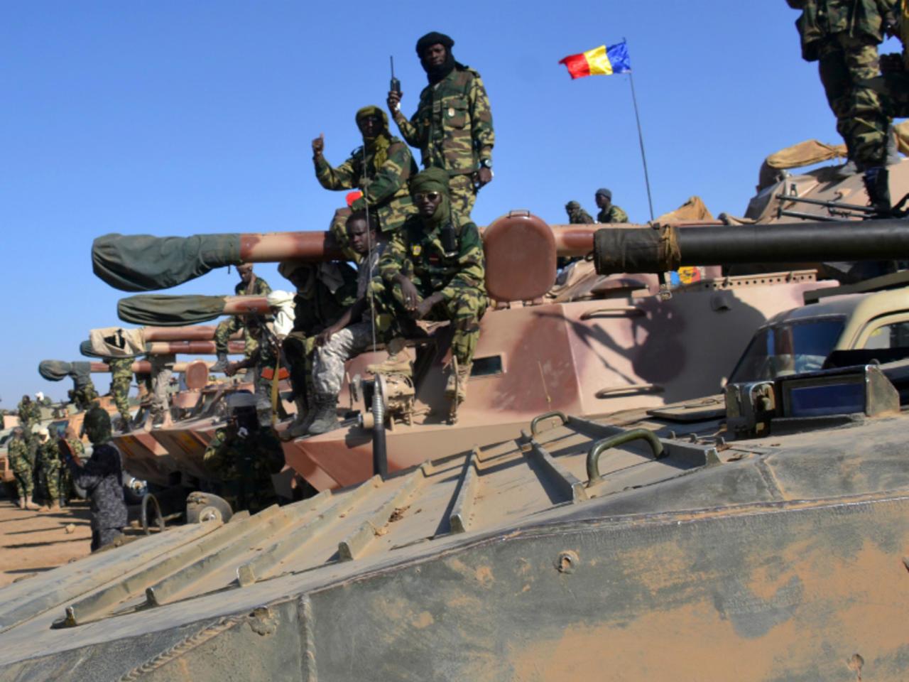 Le Tchad a dépensé 323 millions de dollars dans l'armement en 2020