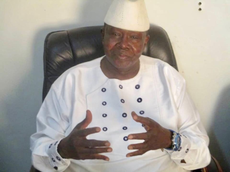 """Abderaman Djasnabaille, vice-président de GRAPAT : """"Même les plus extrémistes sont d'accord pour travailler avec le Conseil Militaire de Transition"""""""