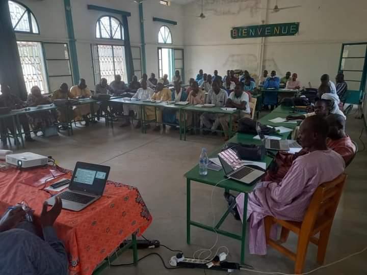Le projet REPER forme 42 techniciens agricoles en prélude de la campagne agricole à Mongo