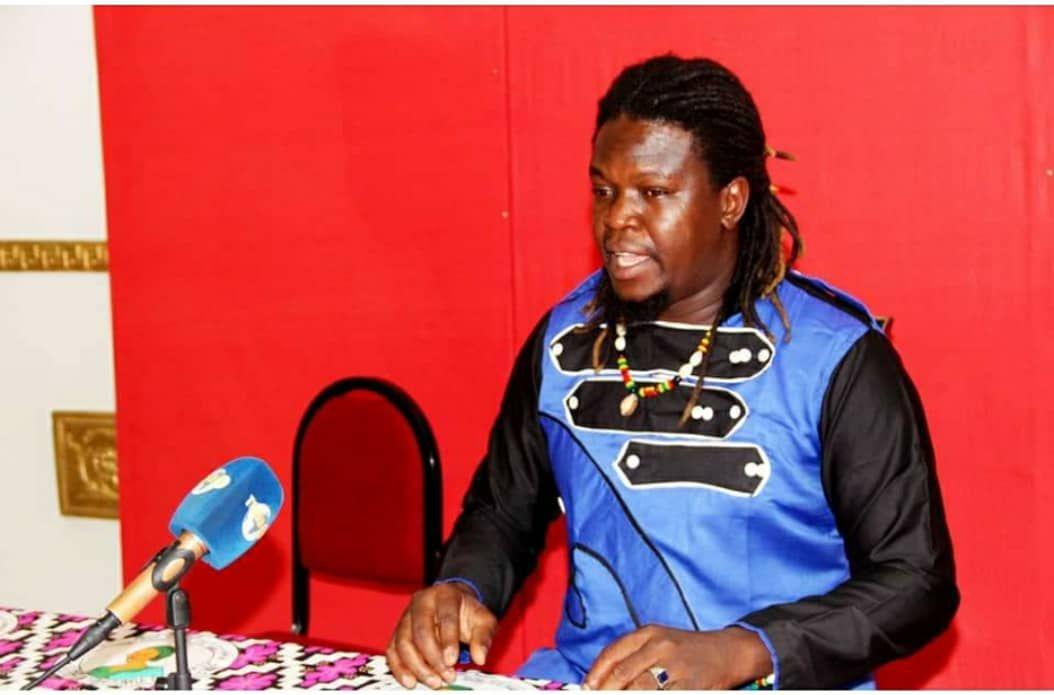 L'artiste Moussa Aimé  sauvegarde les valeurs culturelles traditionnelles