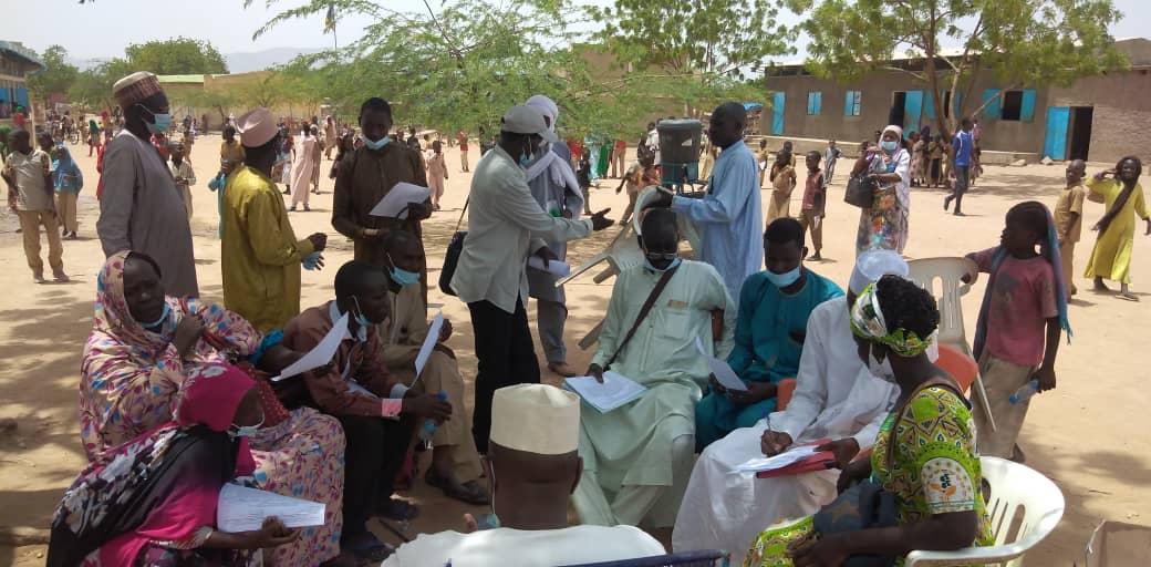 Une journée de la nutrition est organisée à Mongo