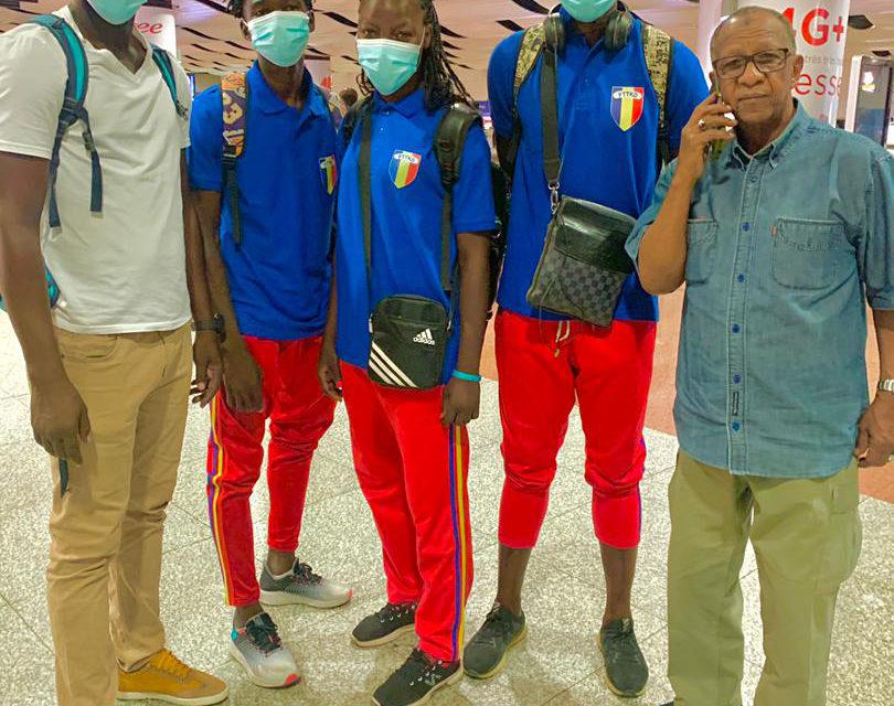 Trois taekwondoïstes au Sénégal pour la Dakar Arena