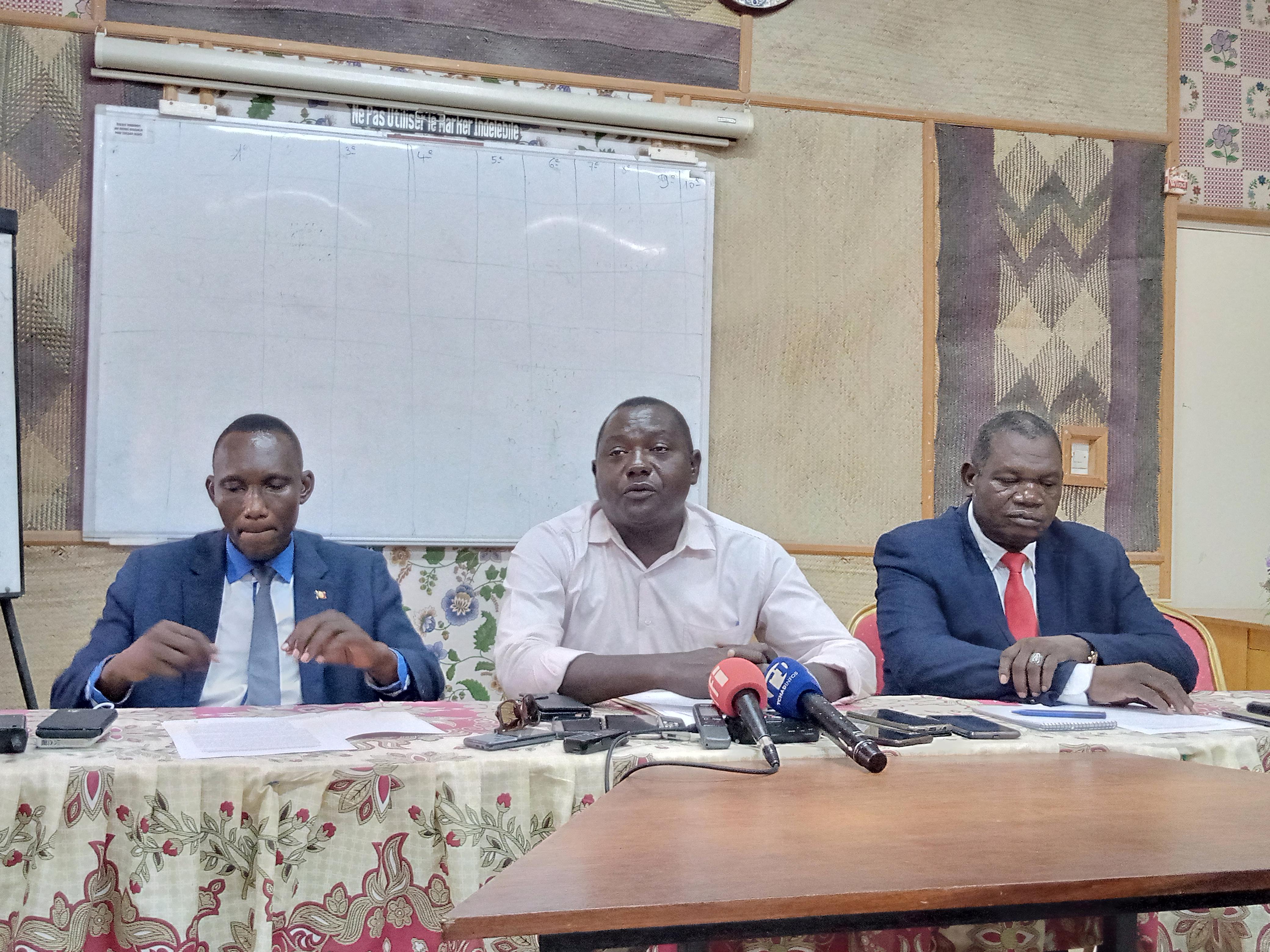 Transition au Tchad : Wakit-Tamma plaide pour dialogue ouvert à toutes les composantes tchadiennes