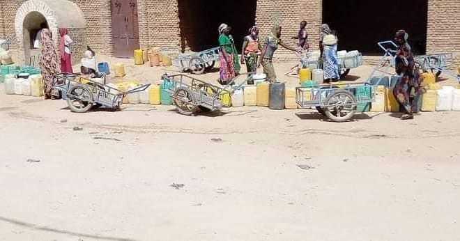 Accès à l'eau potable au Tchad : la STE est à la recherche des solutions aux problèmes