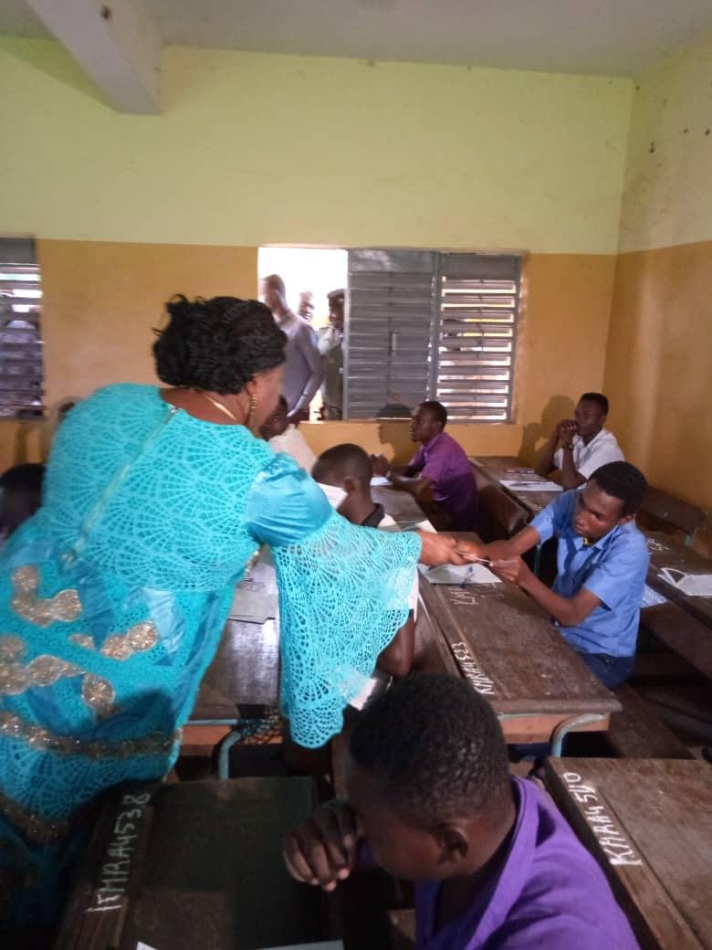Province du Mandoul : 2 942 candidats au baccalauréat