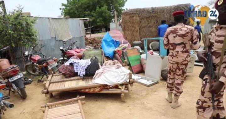 Un poste d'arnaque crée par les gendarmes et policiers démantelé à la gare routière de Toukra