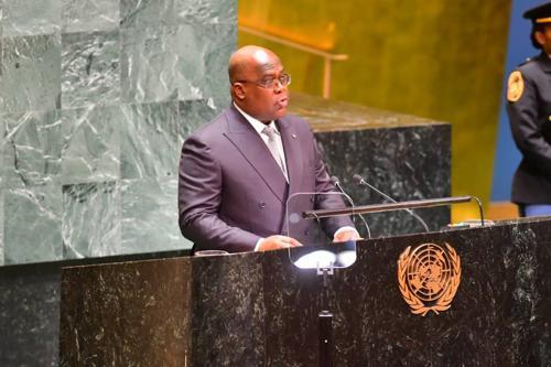 76ème session de l'Assemblée générale des Nations Unies : Les économies africaines ont besoin de financement pour se redresser, plaide le Président en exercice de l'Union africaine
