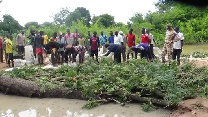 Mandoul : accès difficile dans la ville de Bedjondo pour les villages environnants