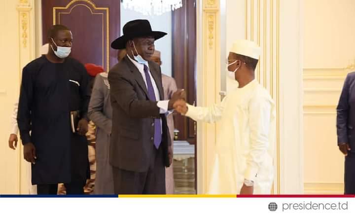 Ce que l'on sait de la rencontre entre Mahamat Idriss Déby Itno et Laoukein Kourayo Médard