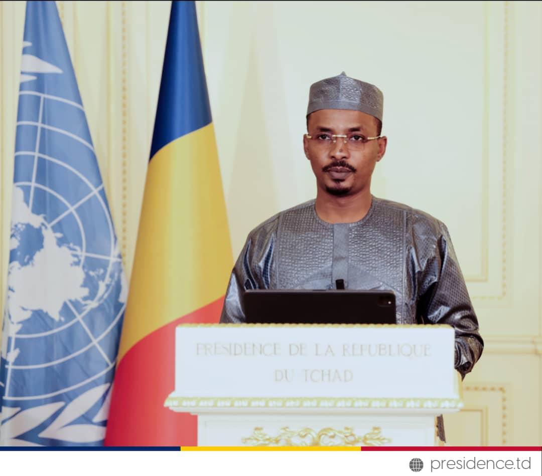"""Sommet mondial sur les systèmes alimentaires : """"le Tchad a décidé d'oser et entend jouer pleinement sa partition"""", Mahamat Idriss Déby Itno"""