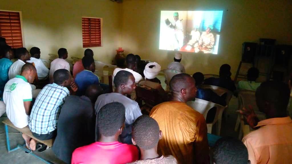 L'Association des Jeunes Comédiens du Guéra lance un film sur la protection de l'environnement