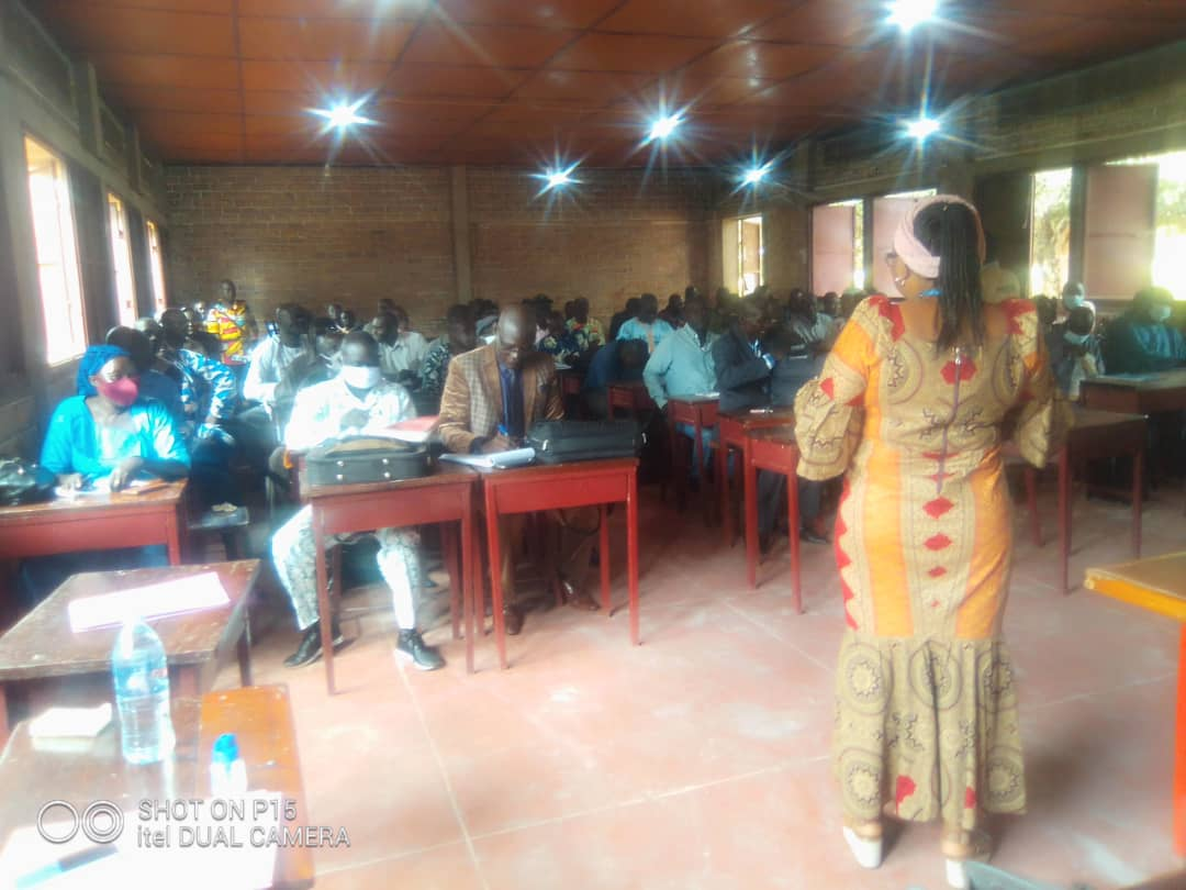 Koumra : les animateurs pédagogiques formés à la qualité de l'éducation de base