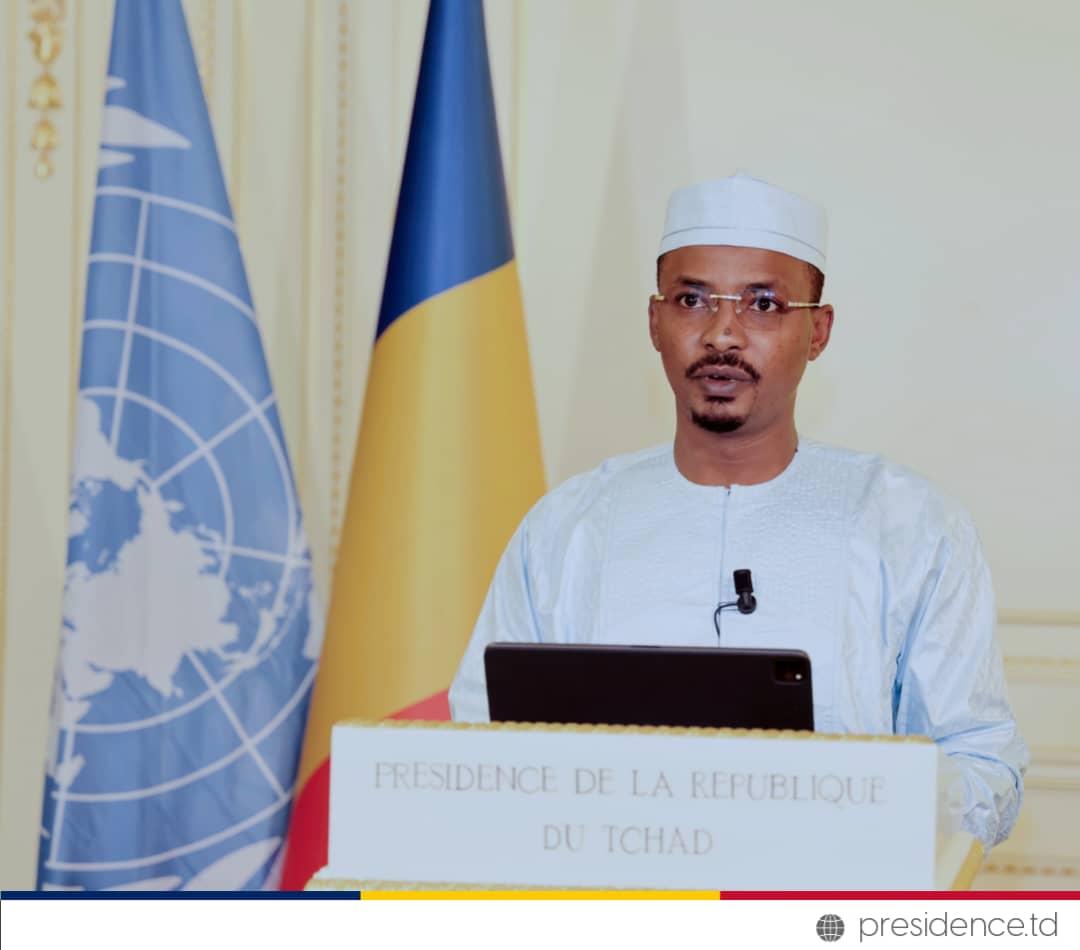 L'accompagnement des partenaires au centre du discours de Mahamat Idriss Déby Itno